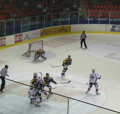 Hockey Rouen Calendrier.Compte Rendu Du Match De Hockey Sur Glace Grenoble Rouen